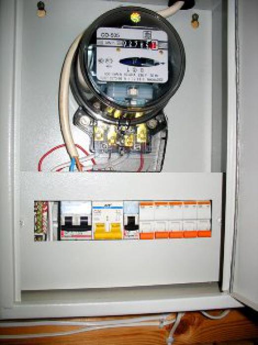 Установка электросчетчиков своими руками